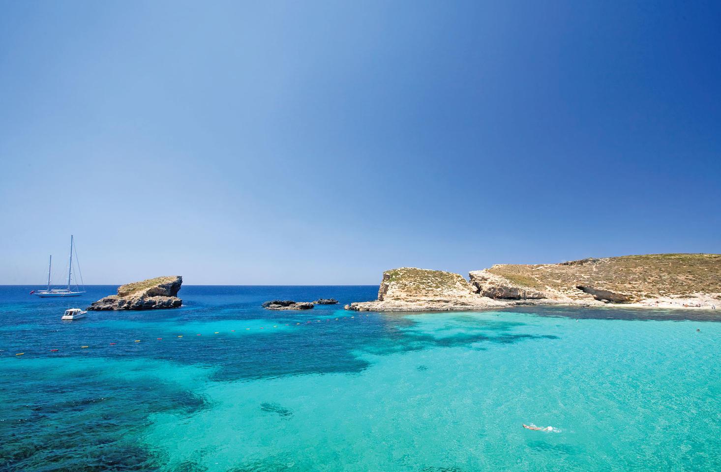 Tutti a Malta! Mare splendido, natura, relax e magari anche un corso di inglese