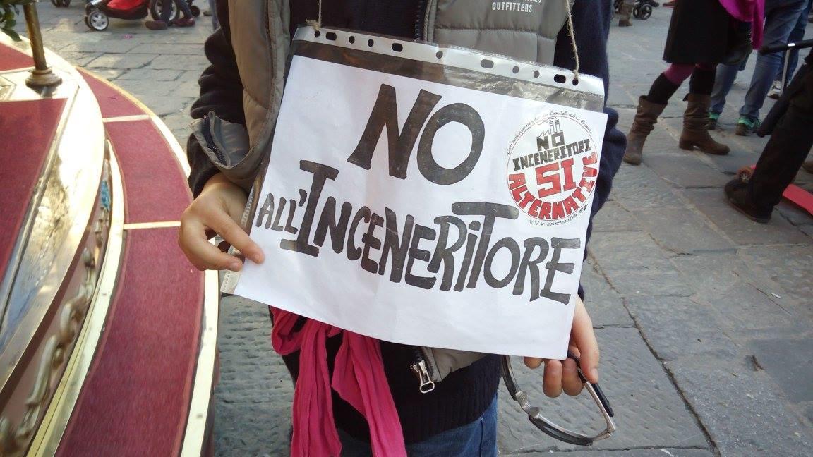 Musica e artisti contro gli inceneritori, anche a Firenze No inceneritore