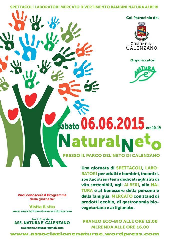 Natural Neto una giornata di festa dedicata agli stili di vita sostenibili