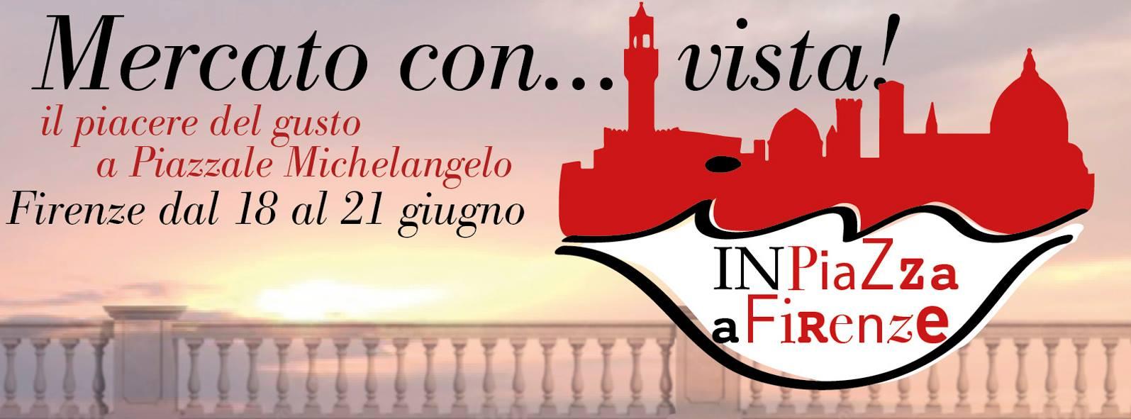 Piazzale Michelangelo Firenze fine settimana dedicato alla gastronomia