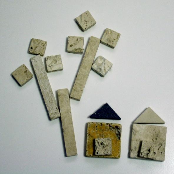 Laboratorio per bambini con Pietre di Rapolano a Firenze