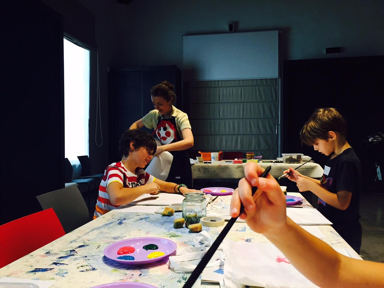 Campus di Natale 2015 per bambini Firenze