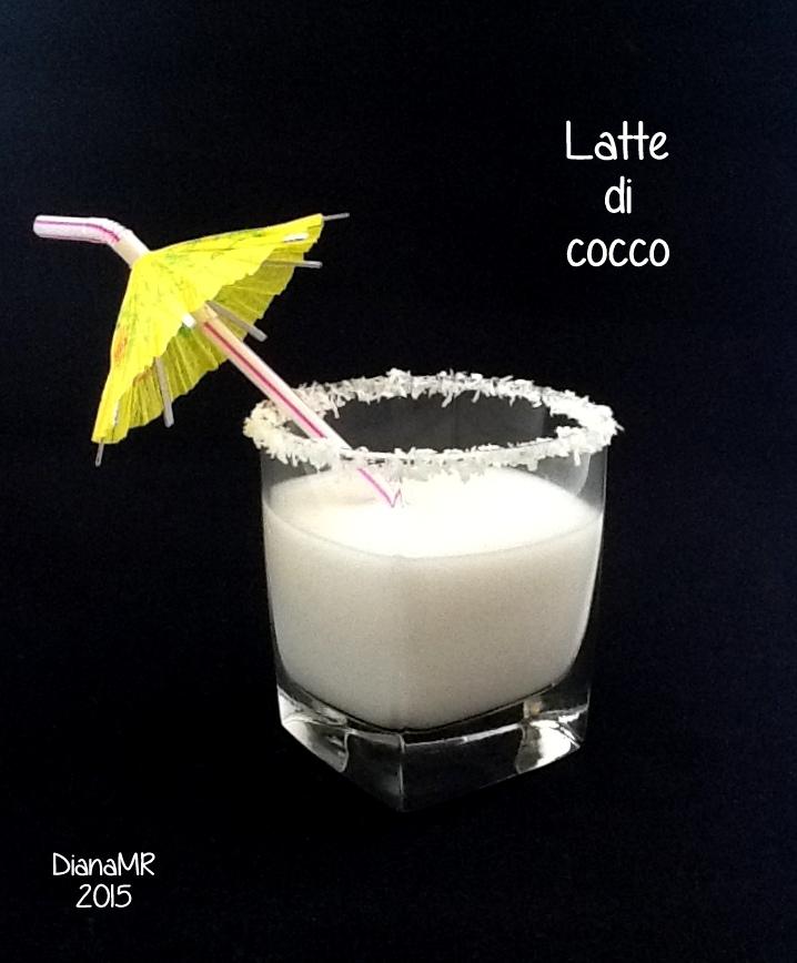 Succhi, centrifughe e smoothies con il latte di cocco