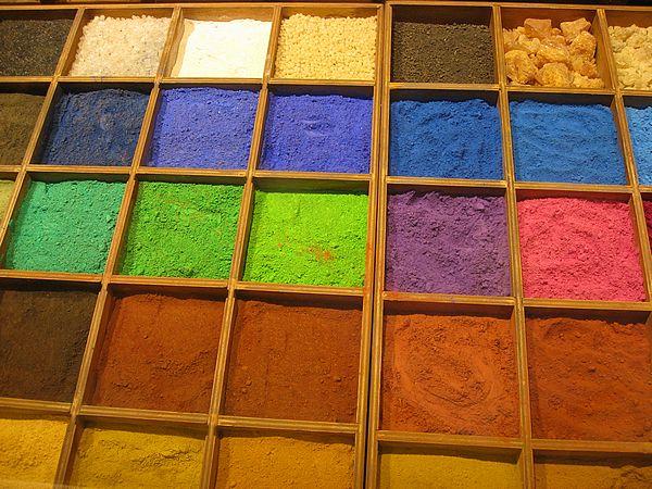 Piccole storie di colore laboratori per bambini a Firenze