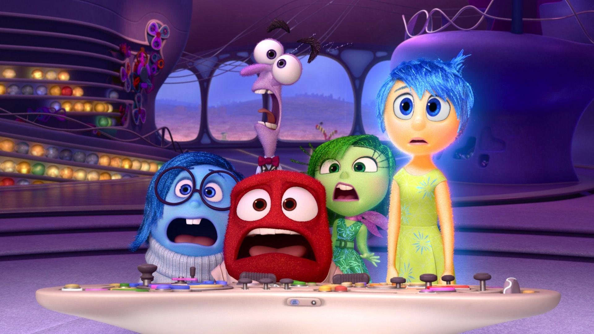 Cinema e TV formato bambini -I consigli di Lalelaly: Inside Out