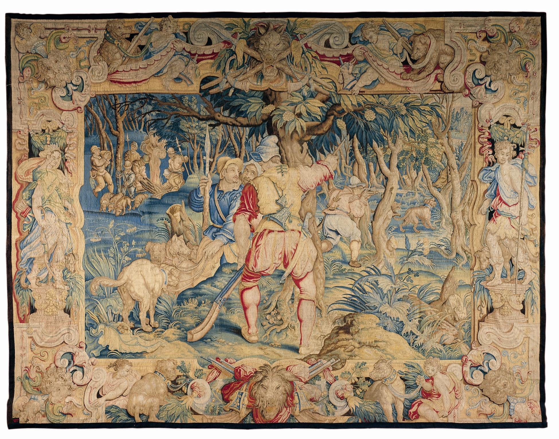 Palazzo Vecchio e i suoi arazzi fiamminghi da conoscere in famiglia