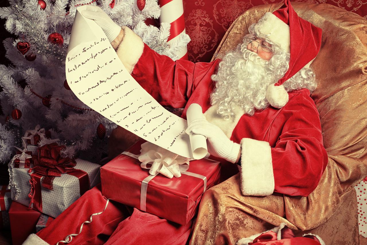 Check list Natale 2015 avete controllato che tutto sia pronto?