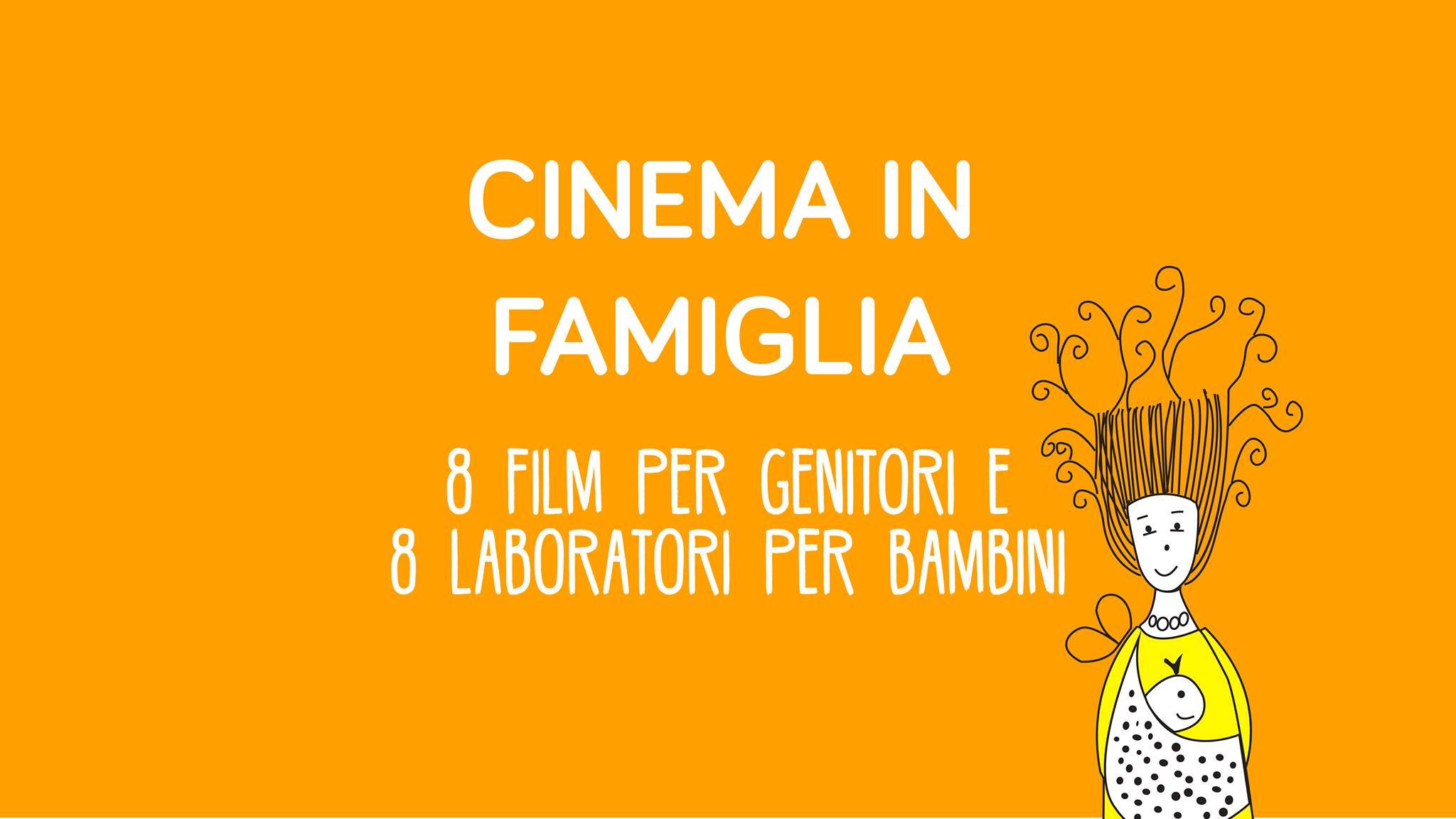 Cinema in famiglia insieme a Co-cò Spazio Co-Stanza