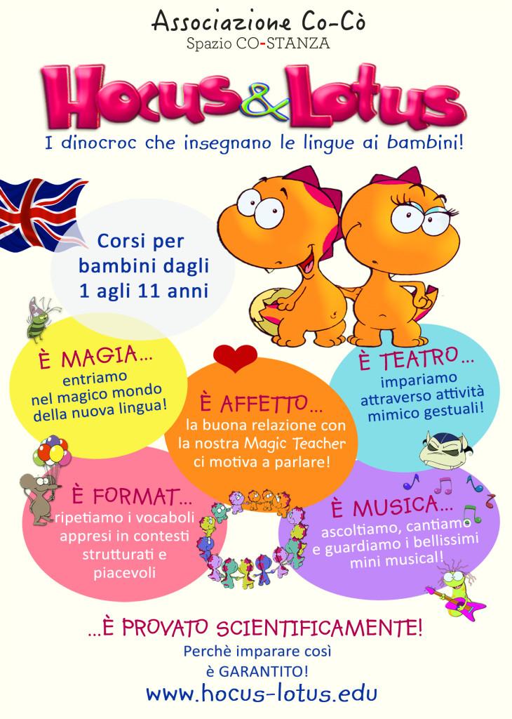 A Firenze il metodo per apprendimento precoce dell'inglese