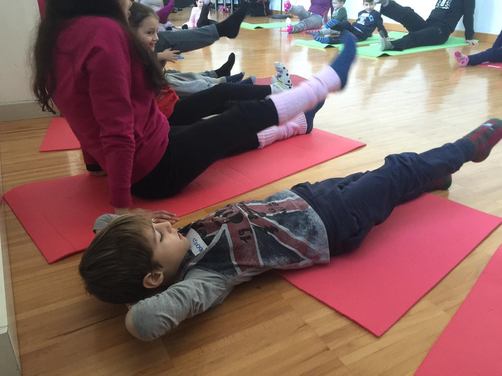 Yoga per bambini a Firenze e dintorni