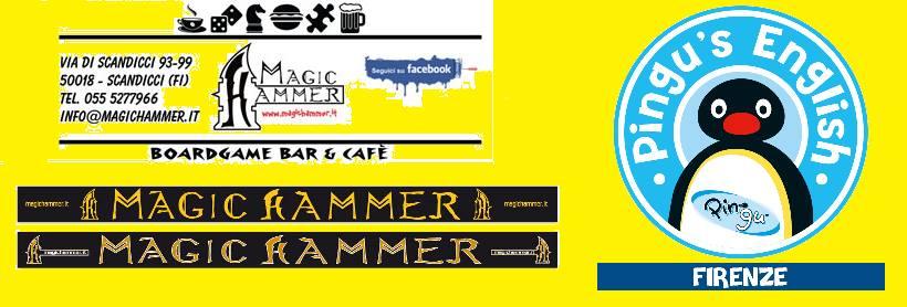 Inglese a Scandicci … Ci pensa Magic Hammer!!!