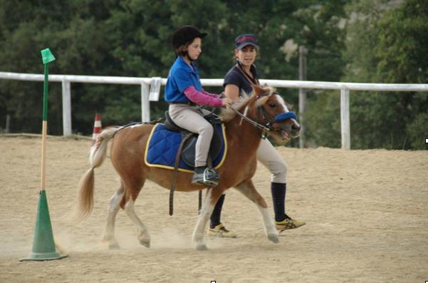 Equitazione per bambini a Campi Bisenzio c'è il posto giusto