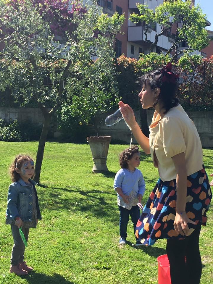 Centri estivi in contesto domiciliare Firenze