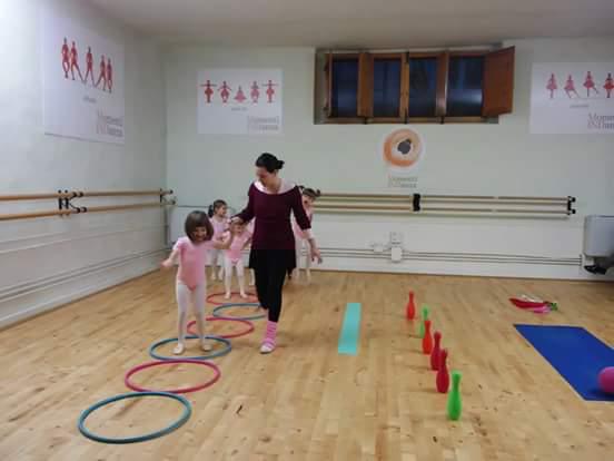 Momenti in Danza Firenze scuola di danza e discipline legate al benessere