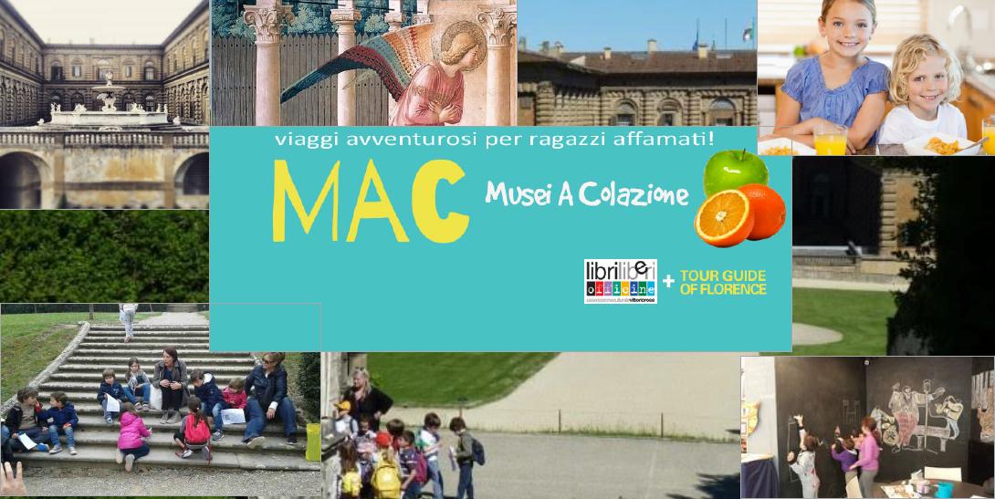 Musei colazioni e picnic per famiglie a Firenze con Mac Musei a colazione