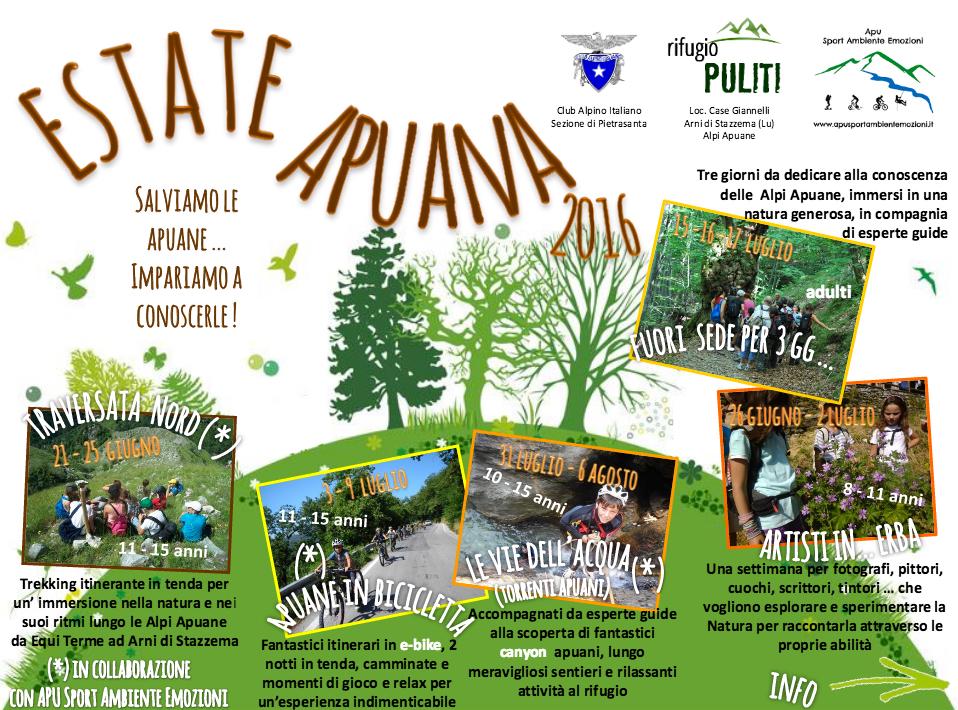 Trekking per bambini sulle Apuane … fatto!!!