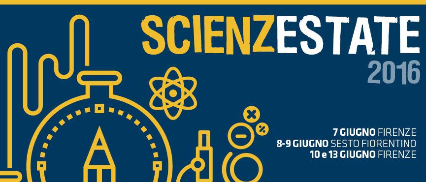 ScienzEstate 2016 dal 7 al 13 giugno