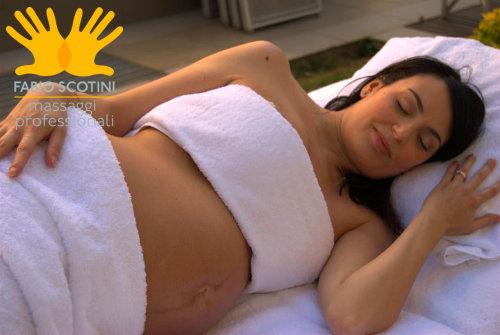 Massaggio in gravidanza a Firenze