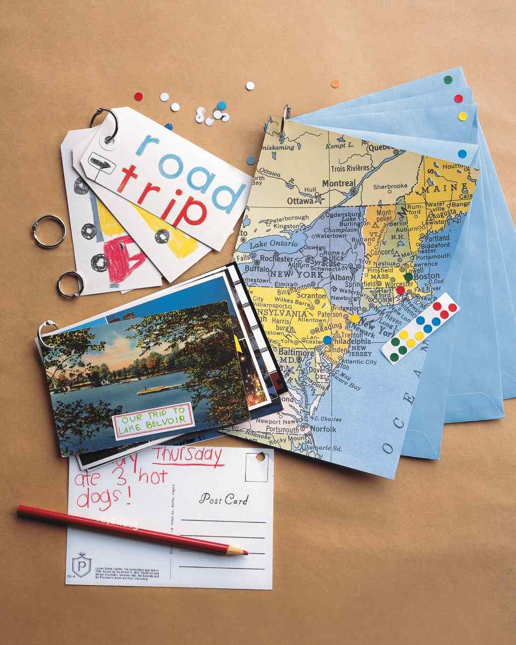 L'estate dei compiti delle vacanze e della scatola dei ricordi