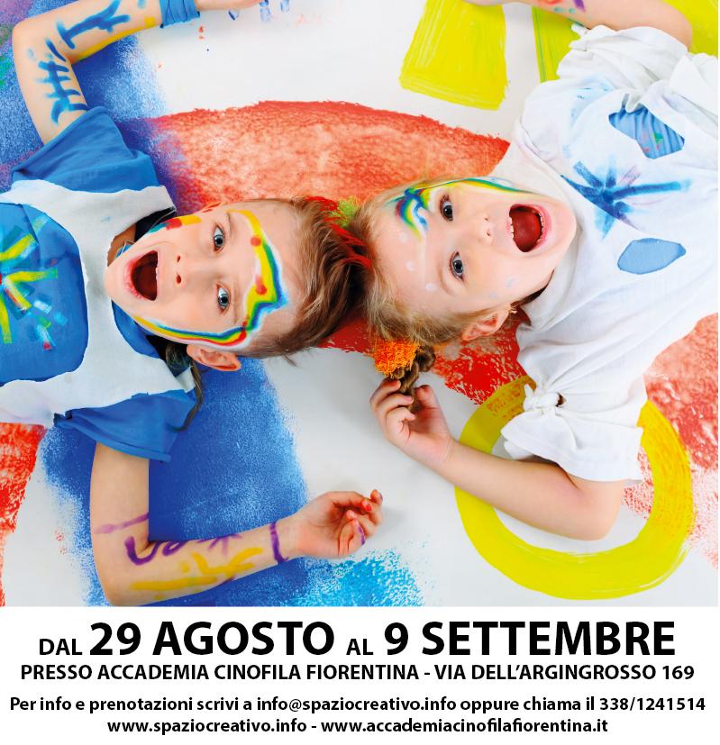 Centri estivi Firenze di settembre sconto per i fratelli o amici