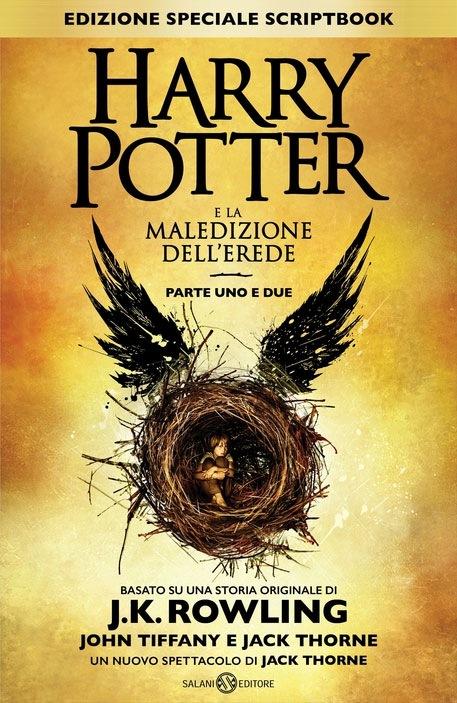 Tutta una settimana dedicata ad Harry Potter a Firenze da Farollo e Farpalà