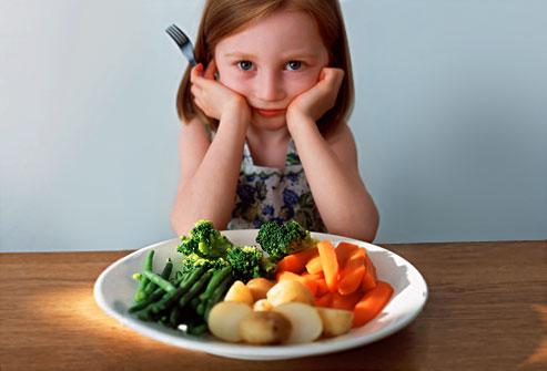 Bambini stasera c'è il passato di verdura … NOOOOOOOOO