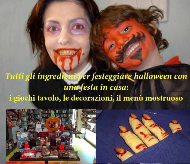 Idee per la festa di halloween a casa