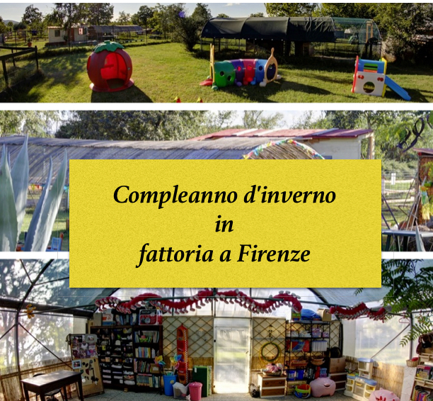 Compleanno d'inverno in fattoria a Firenze