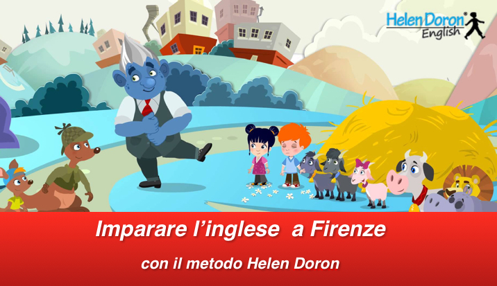 Helen Doron corsi di inglese per bambini Firenze