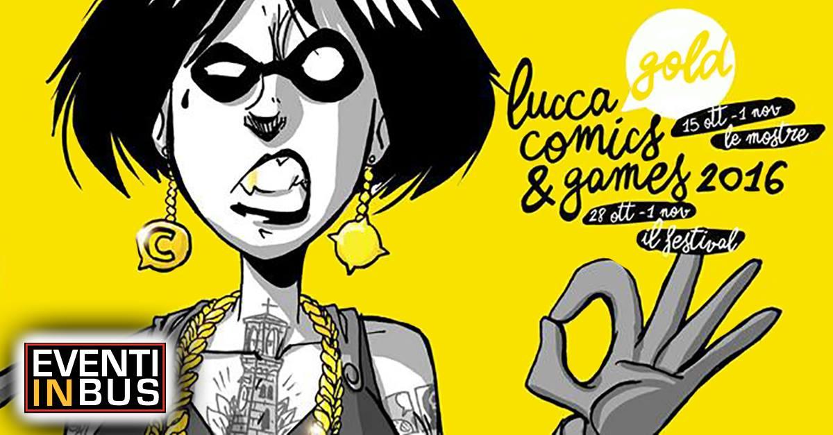 Lucca Comics con i bambini consigli per una gita formato famiglia