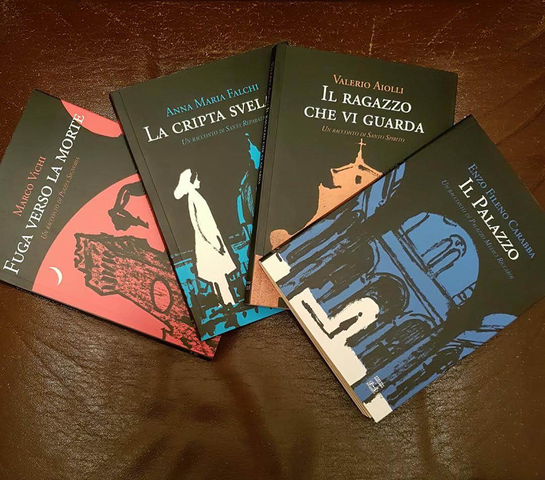 Racconti su Firenze perfetti anche per i ragazzi – consigli di lettura di Anna Crisci