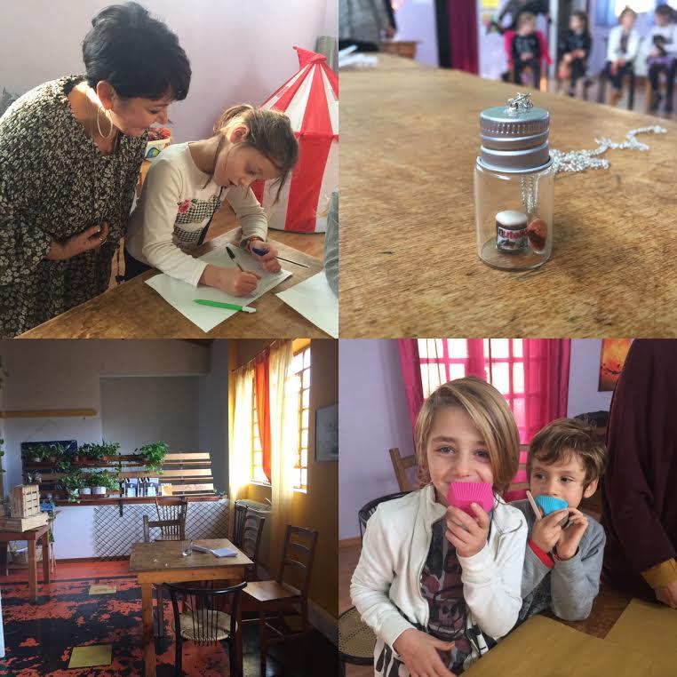 I laboratori per bambini ad Arzach la nostra recensione