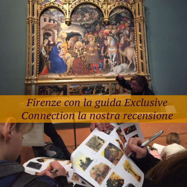 Visitare Firenze con la guida Exclusive Connection la nostra recensione