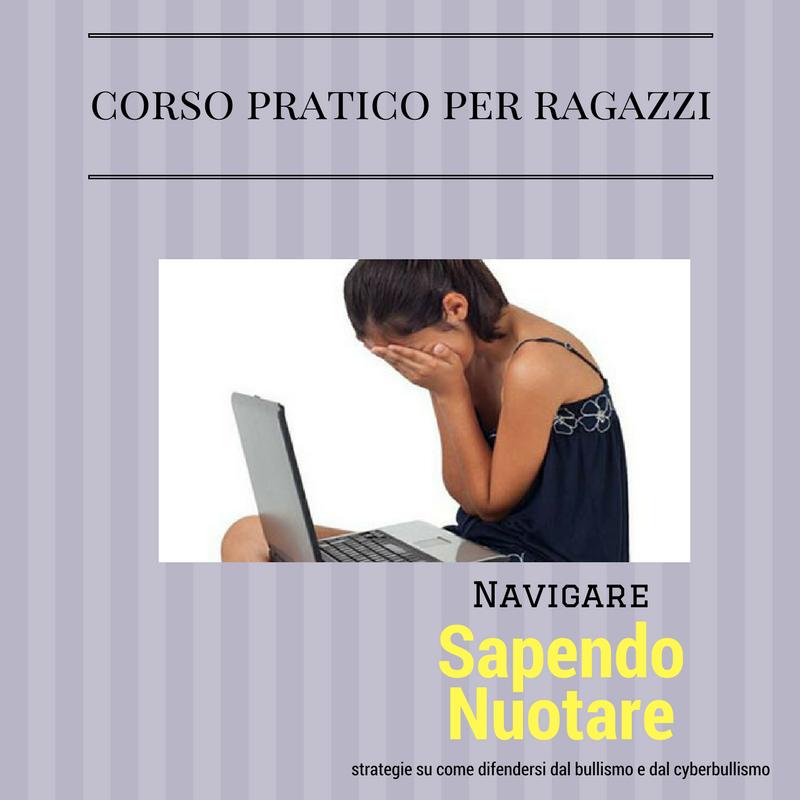Difendersi da bullismo e cyberbullismo corso a Firenze per ragazzi