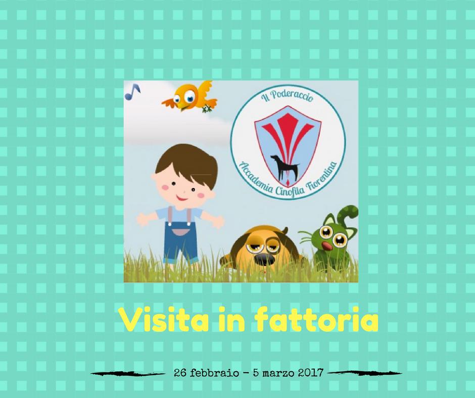 Visita in fattoria per bambini a Firenze 2 occasioni!!!