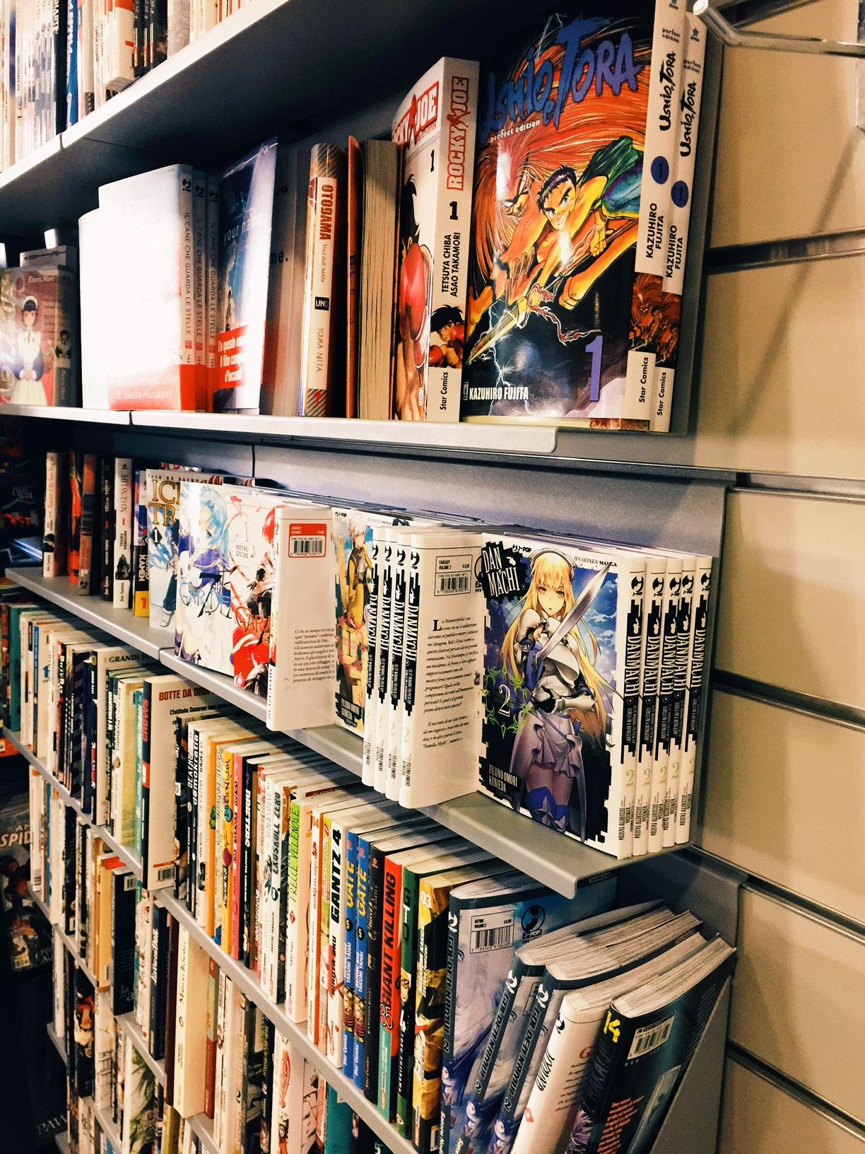 Fumetti per tutti i gusti e tutte le età un mondo sconosciuto per molti