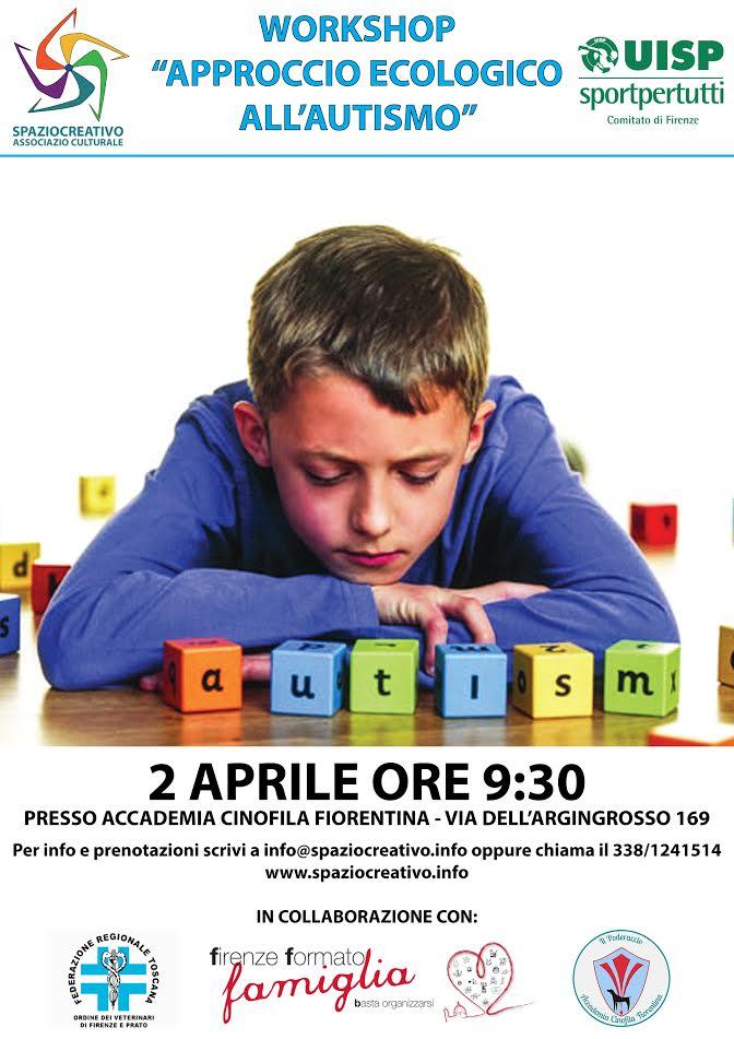 Giornata di formazione sull'autismo Firenze aperta a tutti gli interessati