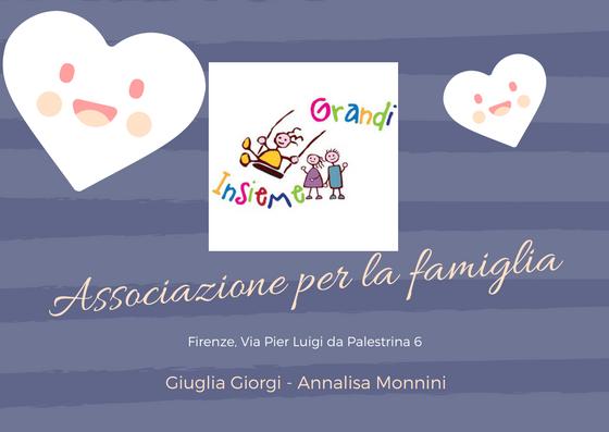 Grandi Insieme associazione per la famiglia Firenze