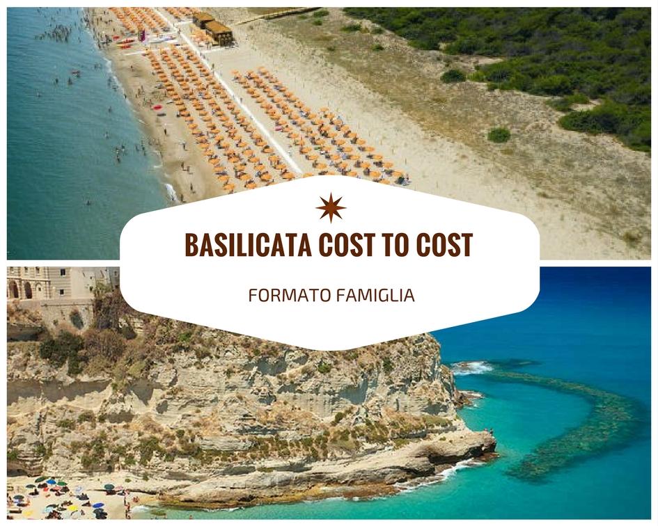 Basilicata coast to coast formato famiglia