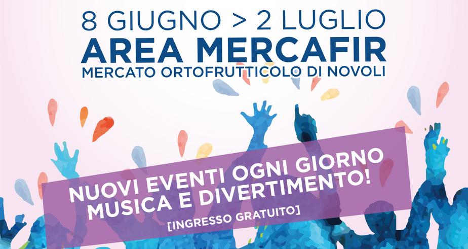 L'estate fiorentina al Mercafir porta eventi per famiglie