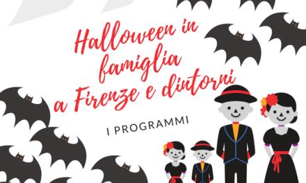 Halloween 2017 eventi per bambini Firenze e dintorni