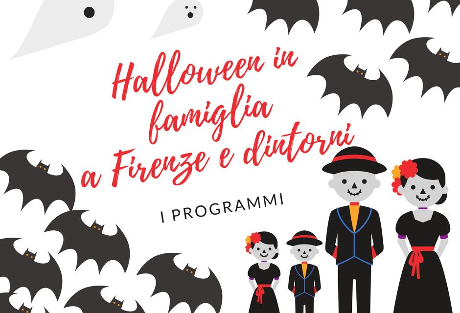Halloween 2018 con i bambini a Firenze e dintorni