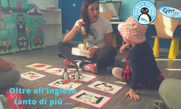 Pingu's English Firenze oltre la lingua c'è di più