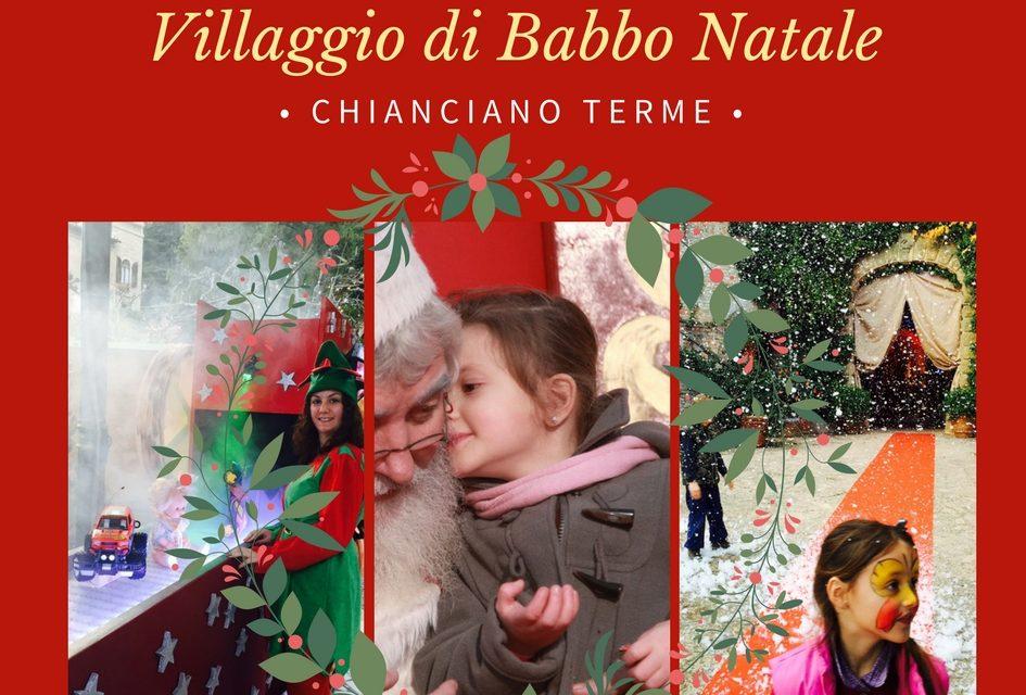 Babbo Natale E Gli Elfi.Benvenuti Nel Villaggio Di Babbo Natale E Dei Suoi Elfi Firenze