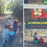 A Borgo a Cascia sulle colline di Reggello c'è la Cinciallegra