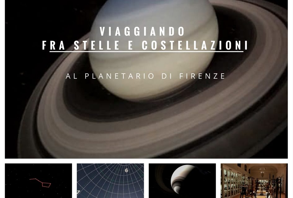 Al planetario di Firenze con i bambini e i ragazzi