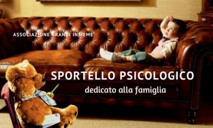 Sportello psicologico per genitori Firenze