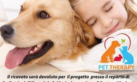 A cena per la Pet Therapy, con Firenze Formato Famiglia