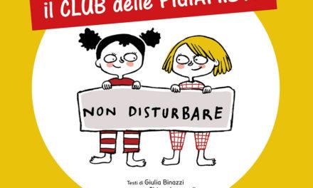 Orgoglio pigiamista in un delizioso libro per bambini