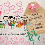 Eventi per famiglie Firenze 10 e 11 febbraio 2018